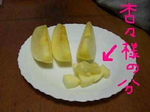リンゴ♪杏々様用アリ