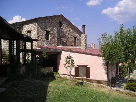025アグリトゥーリズモ ラ・フォレステリア外観1
