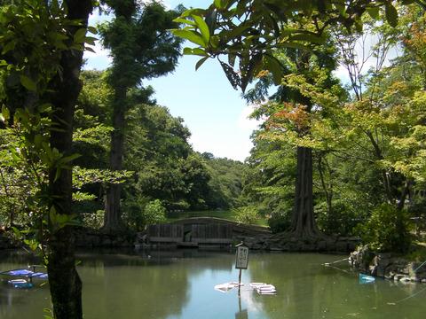 120805036・神田川-釣りは禁止です
