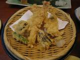 そばやの天ぷら