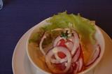 冷たいサラダ