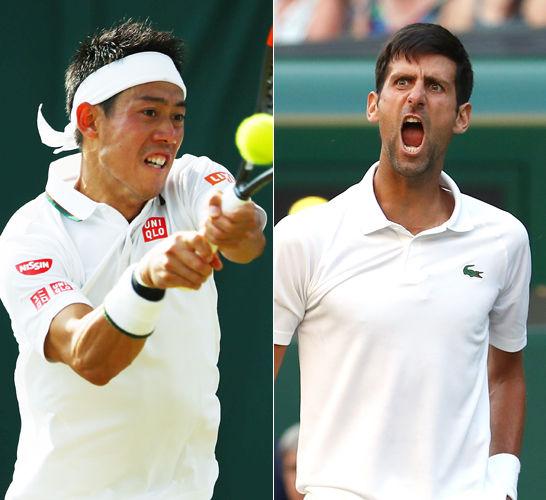 【テニス】「勝てない」やはり強い…錦織圭がジョコビッチに1−3で敗れベスト4ならず!! ウィンブルドン 準々決勝 ジョコに13連敗