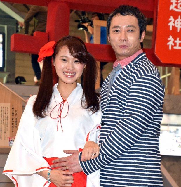 【芸能】いしだ壱成&飯村貴子夫妻に第1子女児!その名前が……