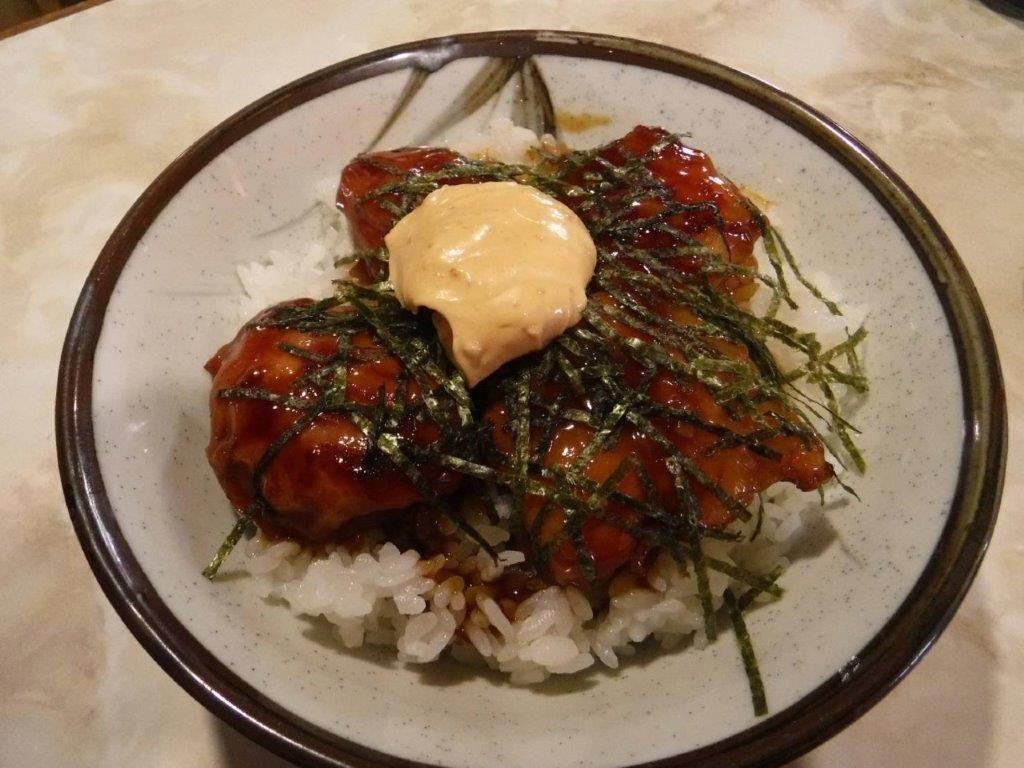 カモシー丼