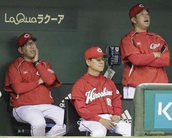 【悲報】広島カープ、今季東京で未勝利
