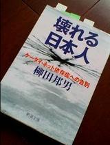 壊れる日本人
