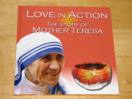 マザーテレサ物語 表紙