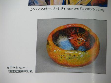 世界芸術遺産百科事典-紅葉茶碗
