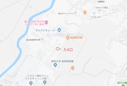 入り口地図2