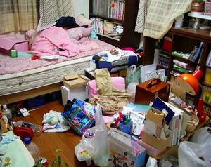 ゴミだらけの汚部屋をなんとかしたいから元汚部屋の住民のお前ら来てくれ