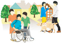 ディズニーランドには障害者優遇策がなにもない