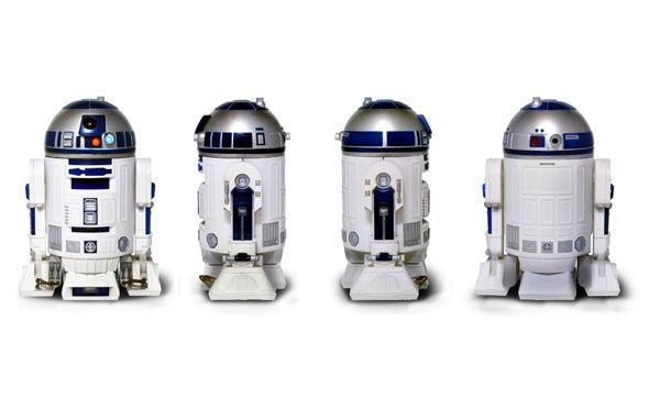 【激安!】映画『スターウォーズ』R2-D2の移動型・映画再生可能の冷蔵庫が発売!お値段激安の…