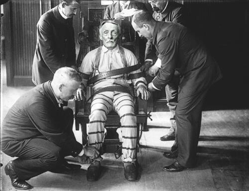 アメリカの死刑方法残酷杉内wwwwwwwwww