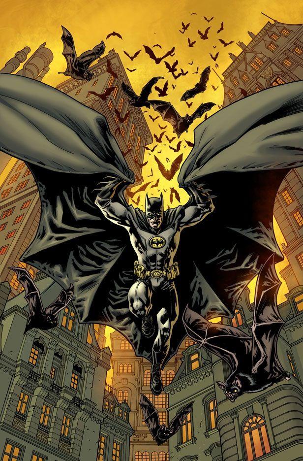 バットマンに探偵としての能力で勝てる漫画キャラいる?