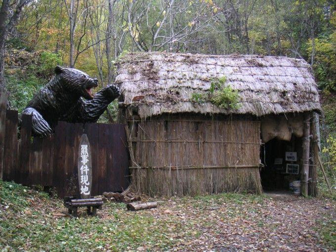 【お前ら勝てる?】三毛別より大きいヒグマ
