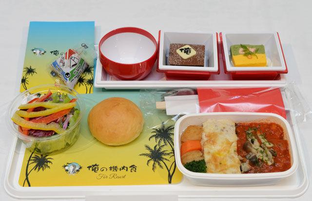 JAL機内食に大勝軒「つけめん」提供 ネット麺好き「スープ割りしてくれんの?」