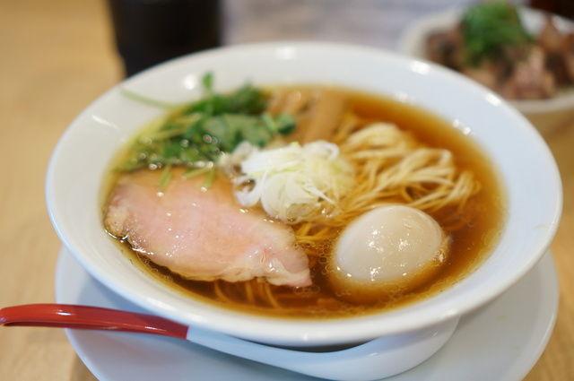 ミシュランがラーメン店に初の星一つ 「Japanese Soba Noodles 蔦」