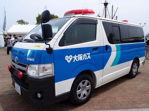 【まさにDQN】ガス会社の車をパトカーと間違えて逃走し二人をはねた無免許運転の少年を逮捕