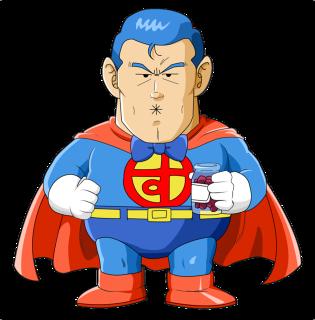 風船でスーパーヒーローを作ったオッサンが話題にwwwwwww