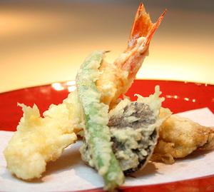 いつも無能のくせに天ぷらになると有能になる食材