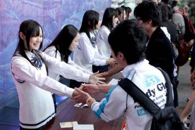 【SKE48】握手会で稼いだ388万円が盗まれる ネット識者「いかがわしくてボロい商売やな 」