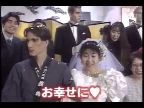 【哀しみと共に】 末期癌で死ぬ前に結婚したいとダッチワイフと結婚式を挙げたイケメン中国人