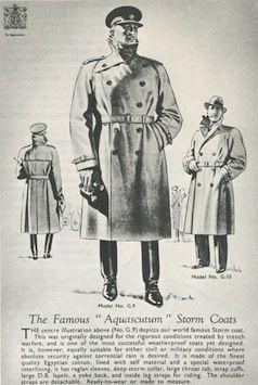 男ならみんな憧れる「トレンチコート」とかいう最強の衣類wwwwwwwwwwww