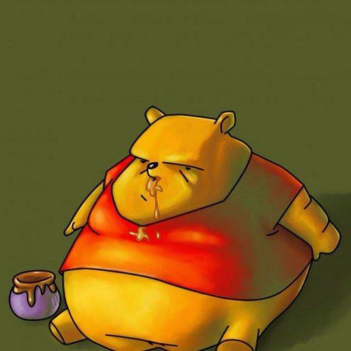 クマのプーさん、蜂蜜の食べ過ぎで虫歯だらけだったwww モデルのクマの骨から判明