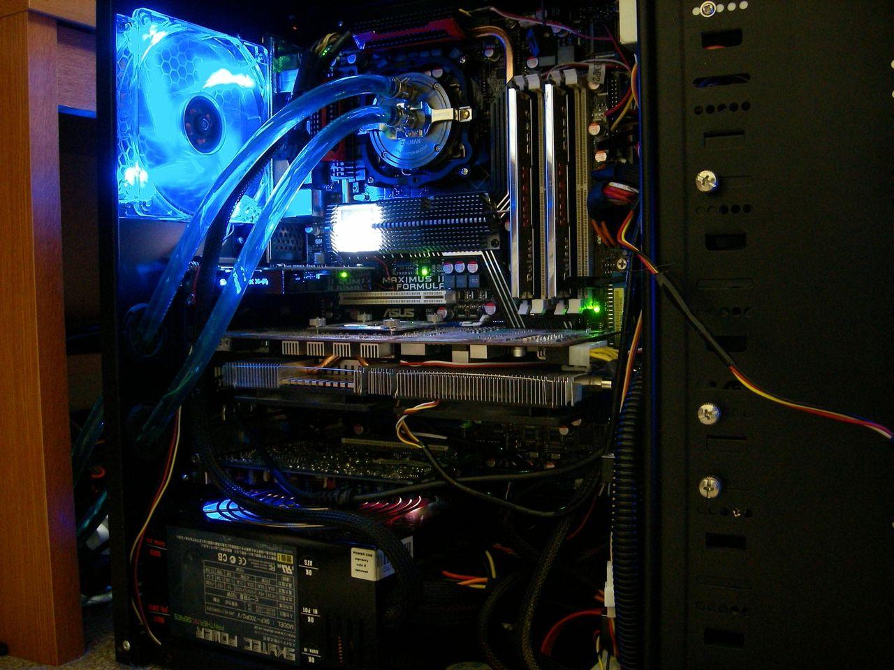 お前ら「グラボが~CPUが~SSDが~コスパが~」俺「PCで何するの?」