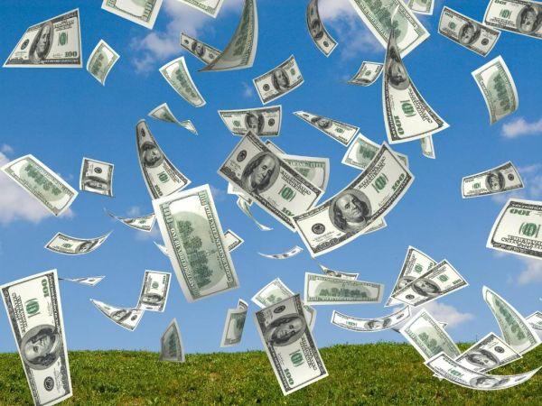 【年末ジャンボかな】 美しく青きドナウ川に約1億3千万円がドンブラコ~