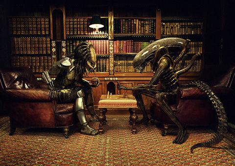 もし地球上に人間より優秀な生物が突然変異で発生して人間を餌にしたらどうする?