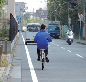 「自転車は歩道走るな!」←わかるけどじゃあ