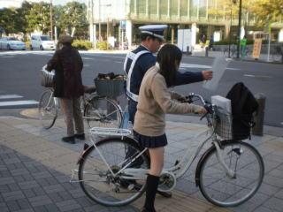 自転車漕いでるJKと並走して1番キモい事言った奴優勝