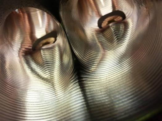 4 Piston B16 CNC