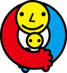 ロゴ(親子)