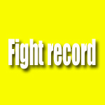 Fight Record