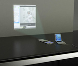 Mobile phone projector 1