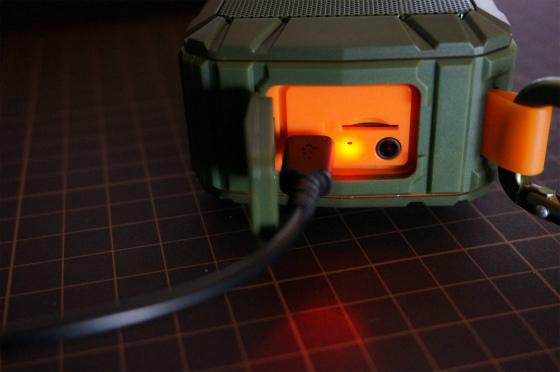 iM9充電中