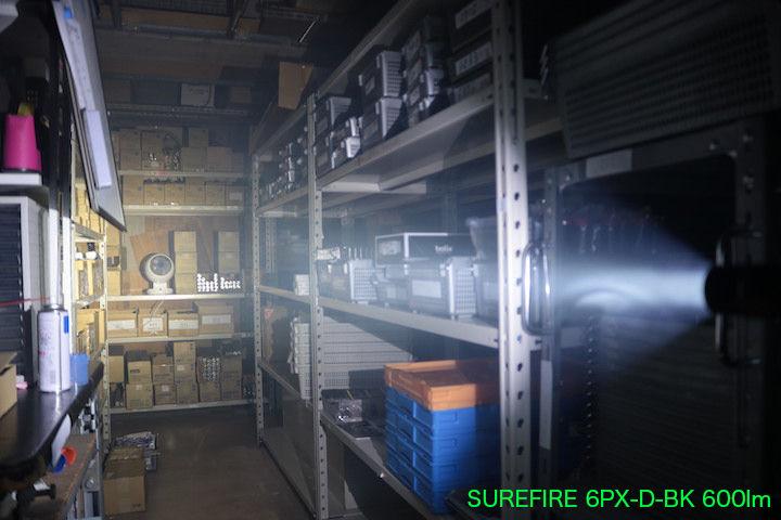 SUREFIRE 6PX-600LM