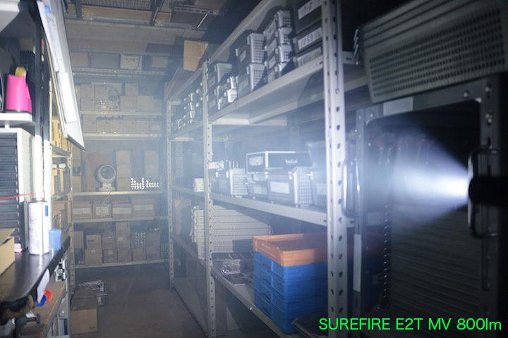 SUREFIRE E2T MV