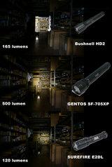 HD2 vs SF-705XP vs E2DL