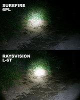 照射距離約3m