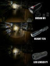 M1 vs T25 vs P7