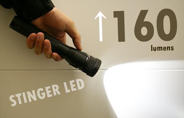 STINGER-LED
