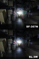 SL-3WとSF-307Nとの比較。。同じです。