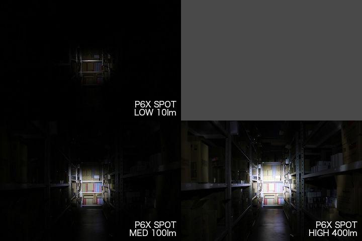 照射P6X