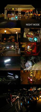 夕方以降ライトオン!24時間営業しました。