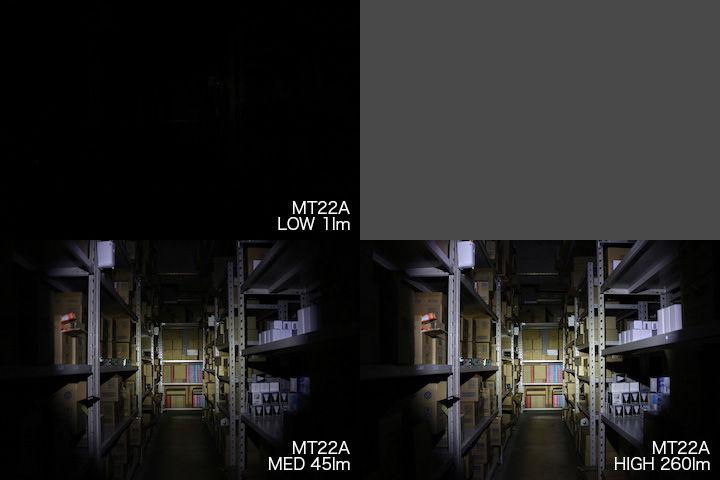 照射MT22A