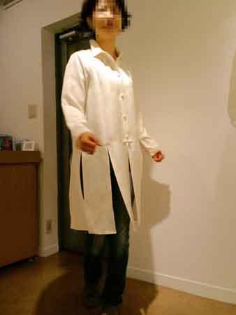 白いシャツ展2
