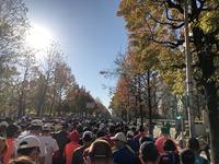 大阪マラソンスタート